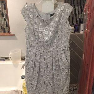 Wedding dress (mother of bride)
